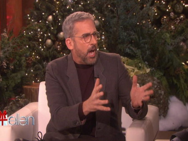 Steve Carrell recounts terrifying moment he was hit by a car