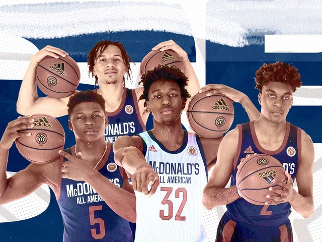 Meet the 2019 McDonald's All-Americans, where no one can agree on the No. 1 recruit