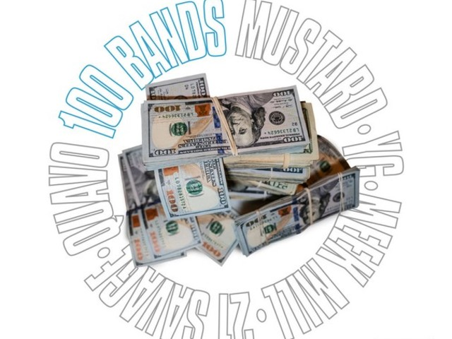 "Mustard – ""100 Bands"" (Feat. Quavo, 21 Savage, YG, & Meek Mill)"