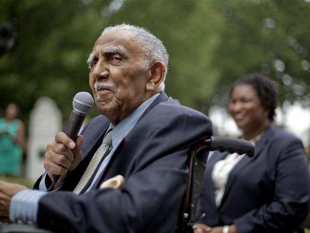 A Civil Rights Icon, Dead at 98