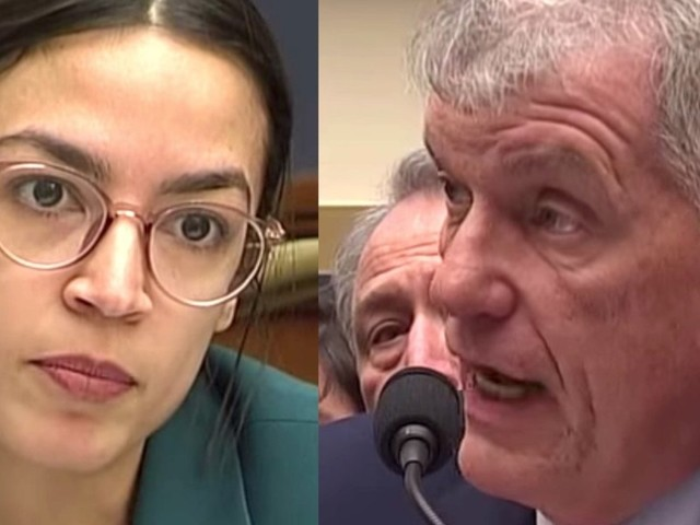 Ocasio-Cortez tries to knock out Wells Fargo CEO during questioning — and embarrasses herself instead