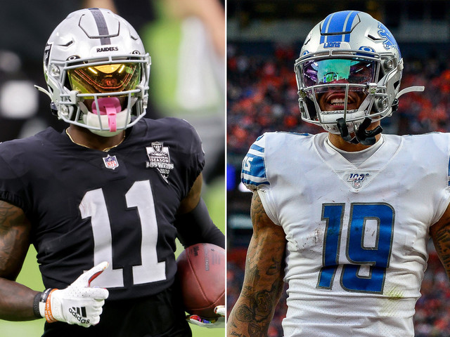 Fantasy football: These WRs could struggle due to NFL schedule