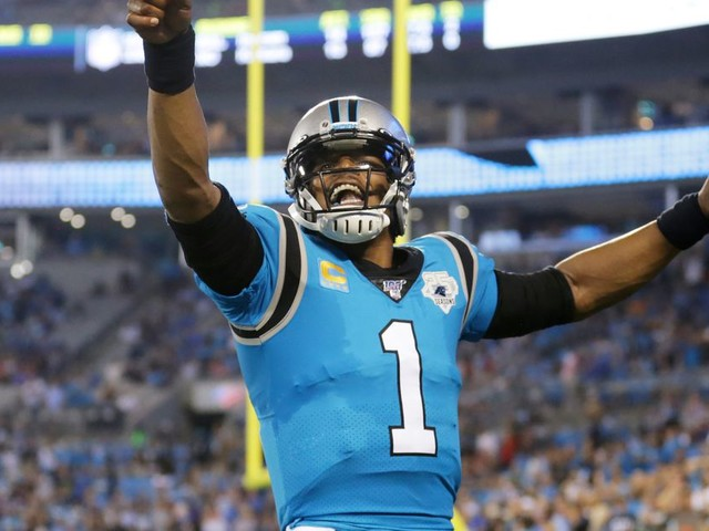 Where does Cam Newton go from here?