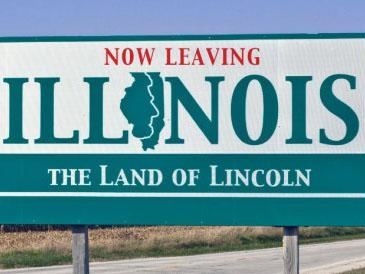 "Mish: ""Escape Illinois: Get The Hell Out Now, We Are"""