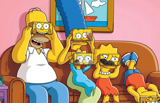 Disney Plus Will Make 'The Simpsons' Available in Original Uncropped Format in Early 2020