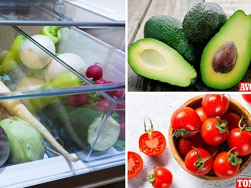 The foods you should be keeping out of the fridge revealed