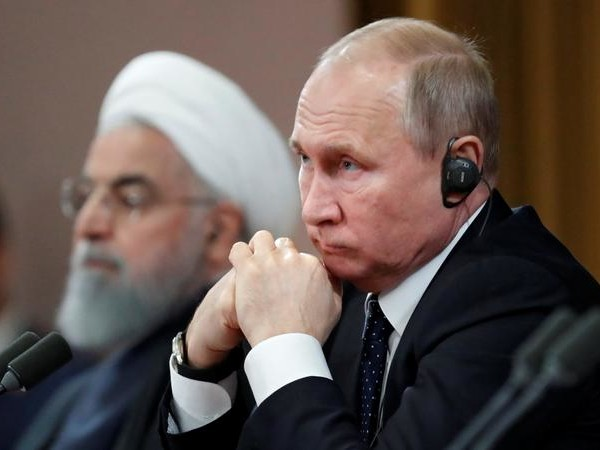 Russia Pledges Military Sales To Iran The Moment UN Arms Embargo Expires Next Month