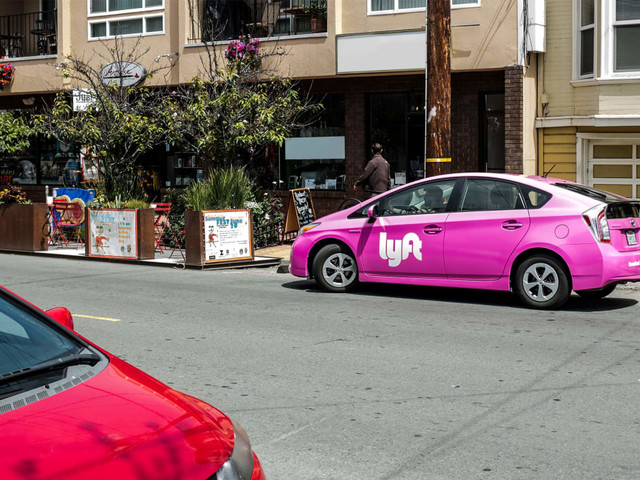 Lyft is helping nonprofits get low-income workers to their job interviews and first weeks of their new jobs