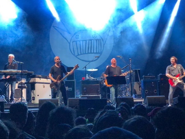Ween Performs 'Chocolate & Cheese' At Desert Daze