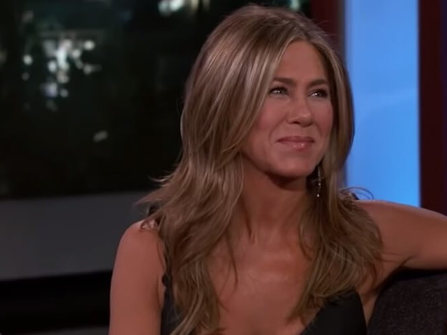 Jennifer Aniston had a finsta before officially joining Instagram
