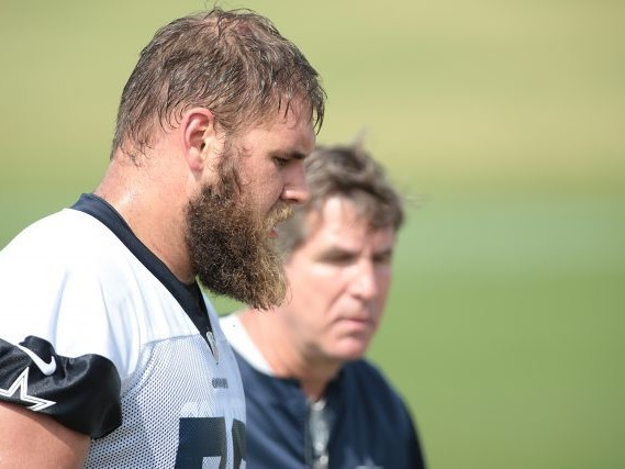 Report: Cowboys Offensive Lineman Travis Frederick Who Missed 2018 Season Due To Illness Is Expected Back In Camp