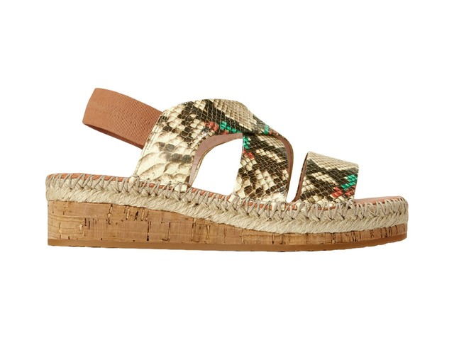 Found: The Most Comfortable (& Stylish) Sandals To Hoof Around In