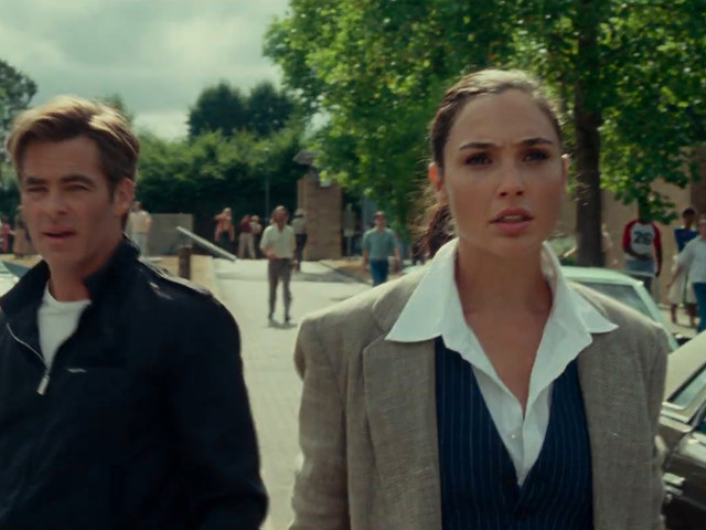 'Wonder Woman 1984' Trailer Reunites Gal Gadot & Chris Pine - Watch Now!