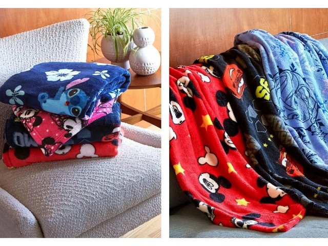 Extra 25% Off Sale Items- Fleece Throws $5.98 at the Disney Store! (Reg.$19.95)