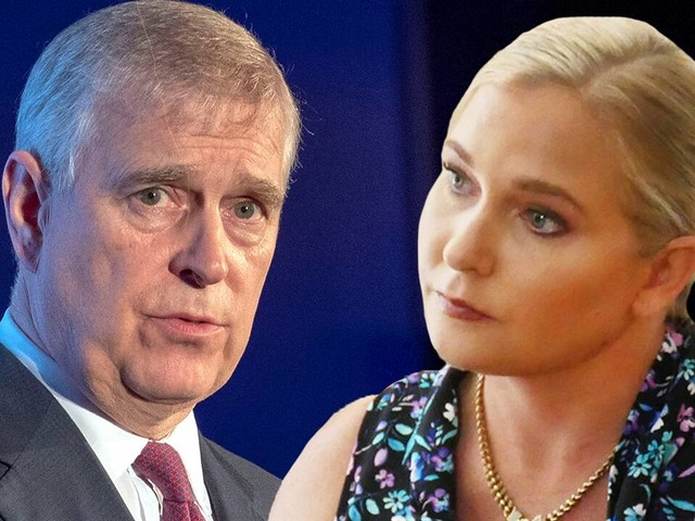 Prince Andrew's Accuser Posts Alarming Message