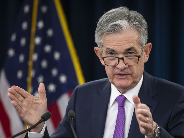 Fed Chief Says Strong U.S. Economy Is Leaving Some Behind