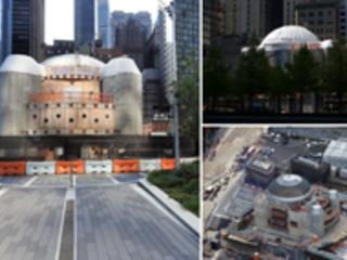 Skanska stops work at WTC shrine over missed payments