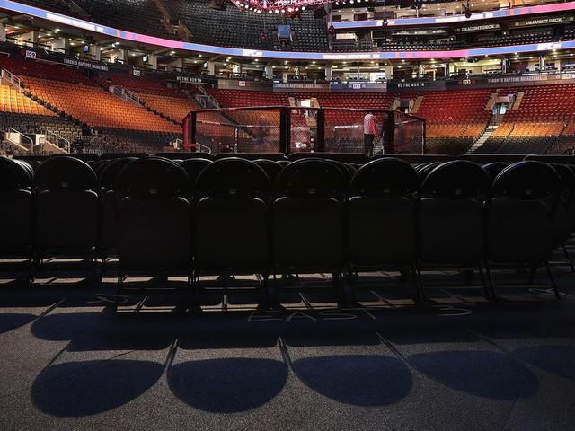 UFC targeting June 13th event in Kazakhstan