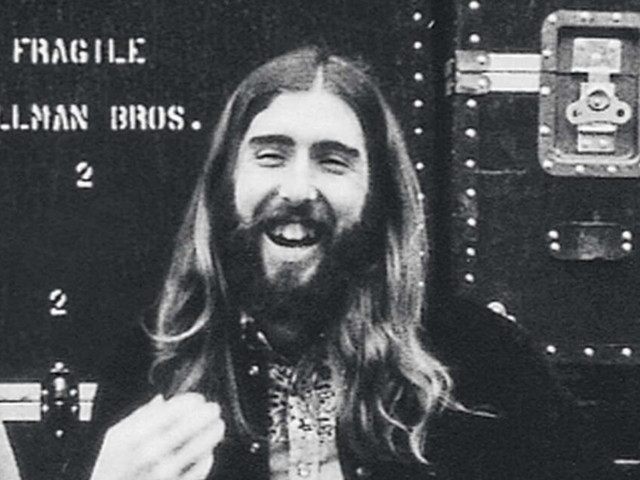 Remembering Berry Oakley: The Allman Brothers Band In 1972