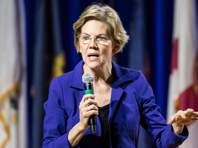 Did Elizabeth Warren Solve Her Health-Care Problem?