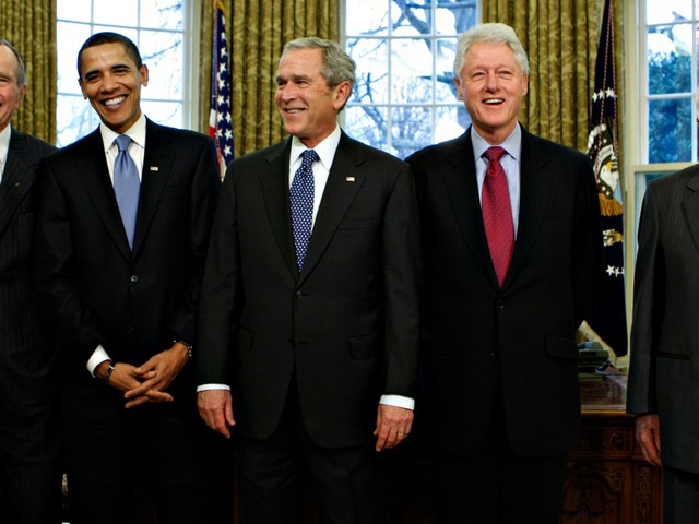 RANKED: The greatest US presidents, according to political scientists