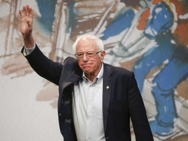 Bernie Sanders to receive endorsement from nurses union group