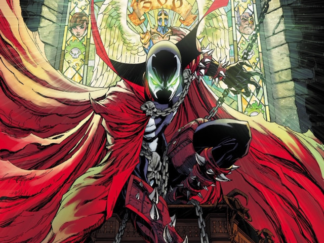 Spawn #300 J. Scott Cambell Cover Revealed!