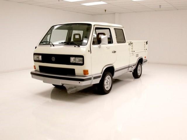 1985 Volkswagen Doka Pickup