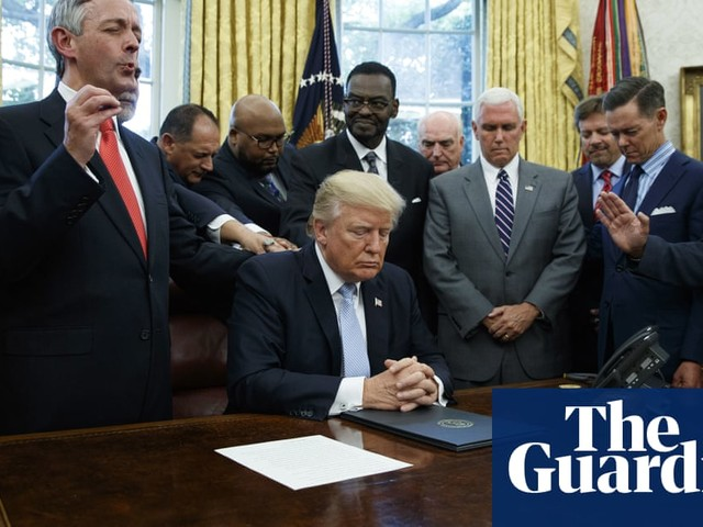 Donald Trump plans to make foreign aid conditional on religious freedom