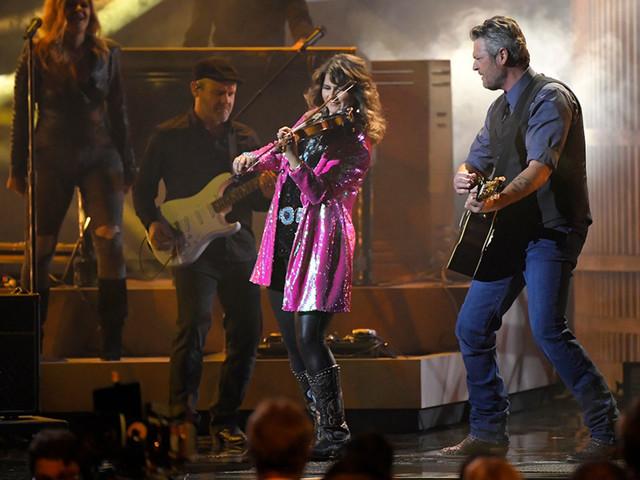CMA names Jenee Fleenor first female musician of the year