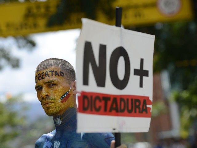 Venezuela's struggling opposition tries to tap into uprising wave across South America