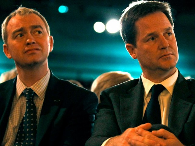 Tim Farron and Nick Clegg face losing their seats in Lib Dem election humiliation