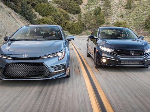 Honda Civic vs. Toyota Corolla: The Ultimate Showdown (and Smackdown)