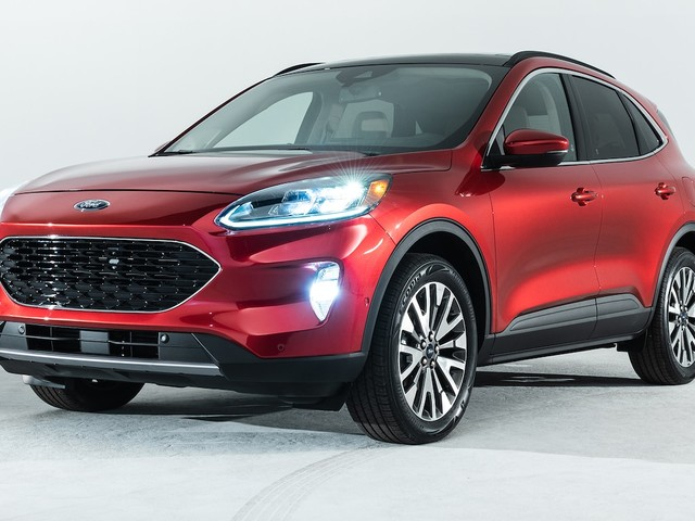 2020 Ford Escape: 6 Things We Learned From its Designer