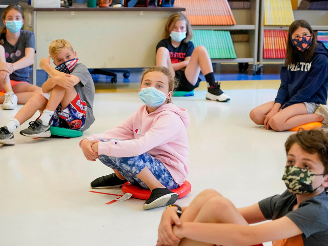 Making kids under 6 mask isn't science, it's child abuse