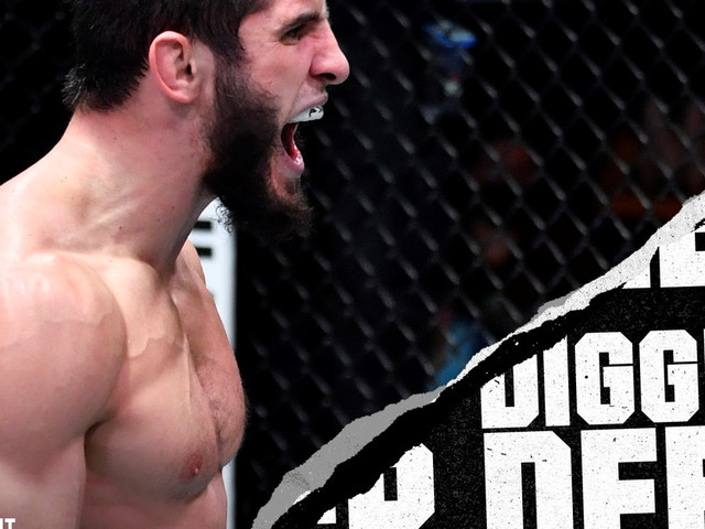 Diggin' Deep on UFC Vegas 31: Does Makhachev have anything to gain against Moises?