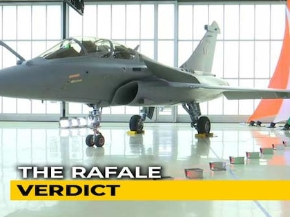 """""""No Roving Inquiry Needed"""": On Rafale, Top Court Rejects Review Petitions"""