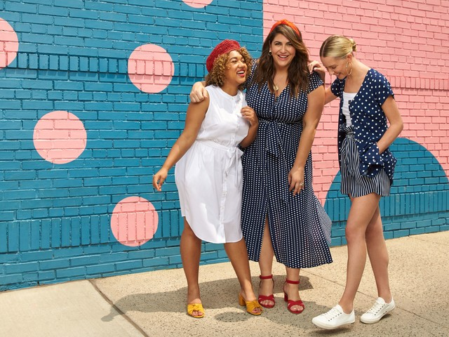 Katie Sturino Talks Personal Style, Plus-Size Mannequins And Her New Collection With Stitch Fix