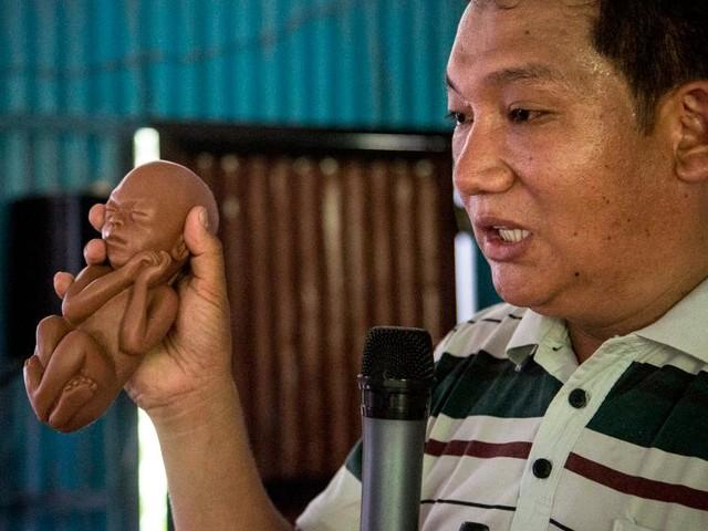 Pro-life activists target rural Nepali women