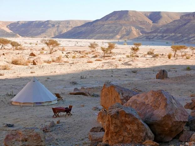 News: Al Baleed Resort Salalah launches new luxury camping experiences