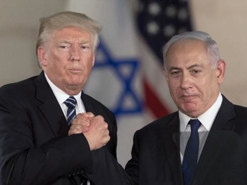 MSM Levels Bizarre 'Anti-Semitism' Charge At Trump