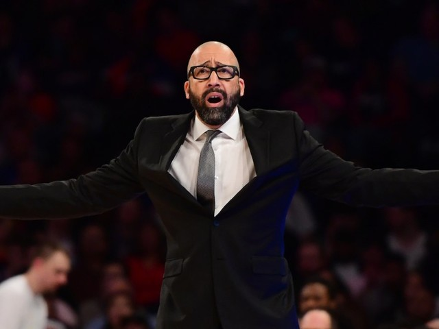 The Knicks' plans for a huge summer appear to be in danger of falling apart