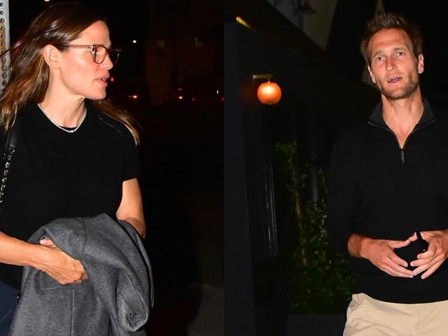 Jennifer Garner & Boyfriend John Miller Enjoy a Double Date in Santa Monica