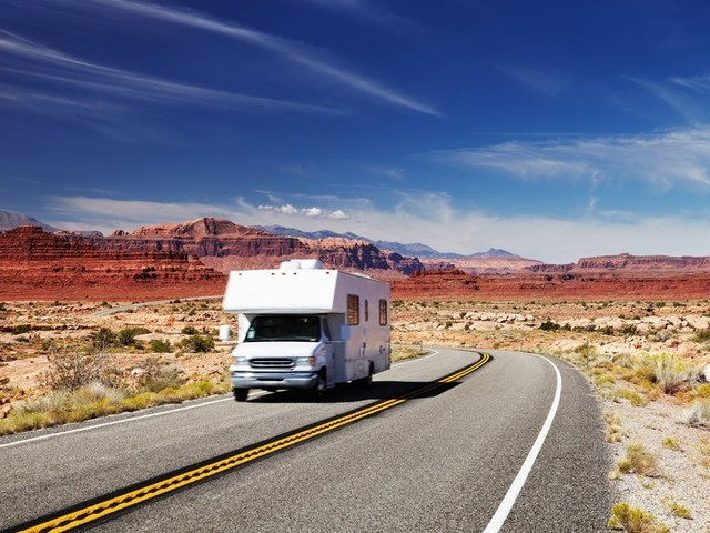 26 Vacation Spots to Visit in an RV and Save