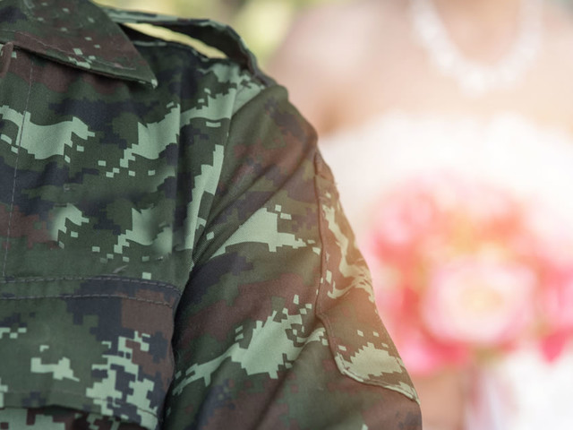 Can I Get a Piece of My Husband's Military Pension After Divorce?