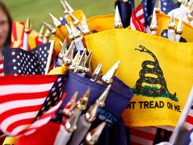 The Tea Party Isn't Dead. It's More Vibrant and Essential Than Ever.