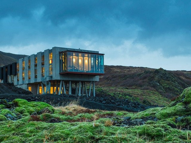11 incredible Iceland hotels with magnificent views of otherworldly landscapes