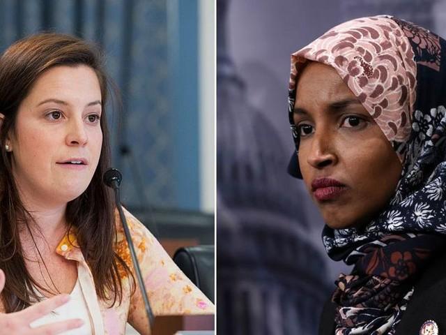 Ilhan Omar boasts higher lifetime conservative rating than Elise Stefanik on Club for Growth scorecard
