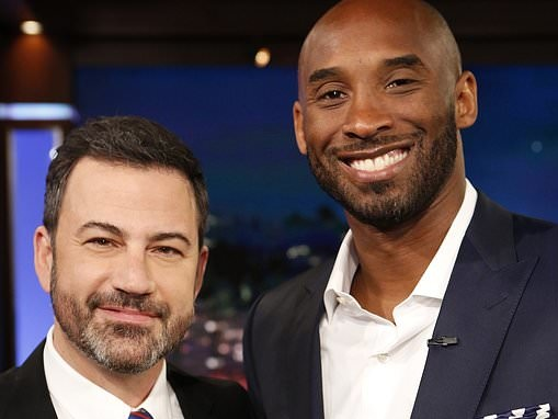 Jimmy Kimmel Live films without a studio audience on Monday to honor Kobe Bryant