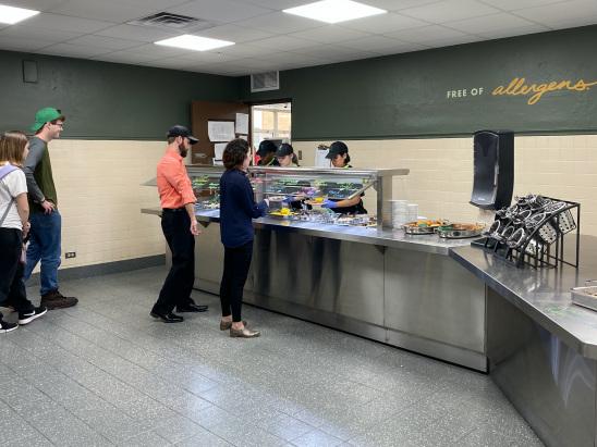 A Texas First: UNT Opens Allergen-Free Collegiate Dining Hall